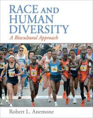 Race and Human Diversity 1st edition 9780131838765 0131838768