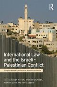 International Law and the Israeli-Palestinian Conflict 1st edition 9780415573238 0415573238