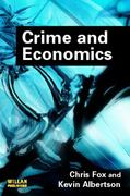 Crime and Economics 0 9781843928423 1843928426