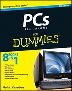 PCs All-in-One For Dummies 5th edition 9780470614549 0470614544