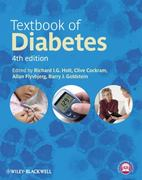 Textbook of Diabetes 4th edition 9781405191814 1405191813