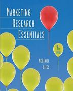 Marketing Research Essentials, with SPSS 7th edition 9780470627631 0470627638