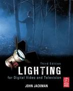Lighting for Digital Video and Television 3rd Edition 9780240812274 0240812271