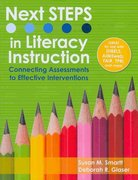 Next STEPS in Literacy Instruction 1st Edition 9781598570960 159857096X