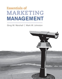 Essentials of Marketing Management 1st edition 9780078028786 0078028787