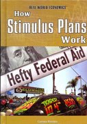 How Stimulus Plans Work 1st edition 9781435894648 1435894642