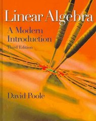 Linear Algebra 3rd edition 9780538735452 0538735457