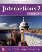 Interactions 2  - Writing Student Book Plus e-Course Code 1st Edition 9780077194888 0077194888