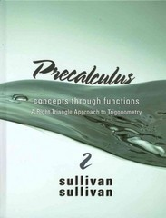Precalculus 2nd edition 9780321704351 0321704355