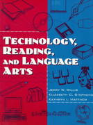 Technology, Reading and Lanaguage Arts 1st edition 9780205162864 020516286X