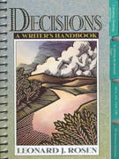 Decisions 1st edition 9780205200207 0205200206