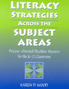 Literacy Strategies Across the Subject Areas 1st edition 9780205326587 0205326587