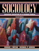 Sociology 4th edition 9780205338184 0205338186
