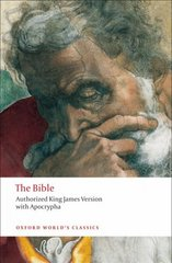 The Bible: Authorized King James Version 1st Edition 9780191610851 0191610852