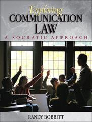 Exploring Communication Law 1st Edition 9780205462315 0205462316