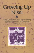 Growing Up Nisei 0 9780252068225 025206822X