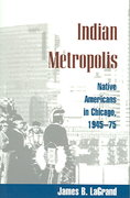 Indian Metropolis 1st Edition 9780252072963 0252072960