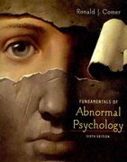 Fundamentals of Abnormal Psychology, Online Video Tool Kit for Comer's Abnormal Psychology 6th edition 9781429247238 1429247231
