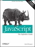 JavaScript: The Definitive Guide 6th Edition 9781449308841 1449308848