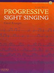 Progressive Sight Singing 2nd Edition 9780195386042 0195386043