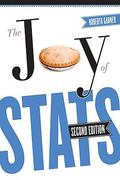 The Joy of Stats 2nd edition 9781442601888 1442601884