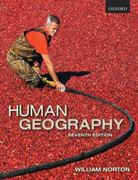 Human Geography 7th edition 9780195431841 0195431847