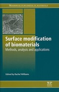 Surface Modification of Biomaterials 1st edition 9781845696405 1845696409