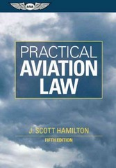 Practical Aviation Law 5th Edition 9781560277637 1560277637