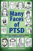 The Many Faces of PTSD 0 9781615470020 1615470026