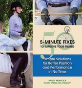 50 5-Minute Fixes to Improve Your Riding 0 9781570764554 1570764557
