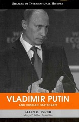 Vladimir Putin and Russian Statecraft 1st Edition 9781597972987 1597972983
