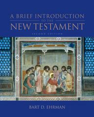 A Brief Introduction to the New Testament 2nd edition 9780199740314 0199740313