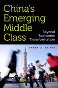 China's Emerging Middle Class 0 9780815704058 0815704054