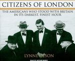 Citizens of London 0 9781400115952 1400115957