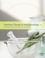 Nutrition Therapy and Pathophysiology 2nd edition 9781439049624 1439049629