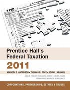 Prentice Hall's Federal Taxation 2011 24th edition 9780132138550 0132138557
