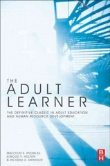 The Adult Learner 7th edition 9781136346118 1136346112