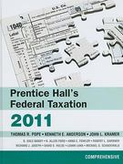 Prentice Hall's Federal Taxation 2011 24th edition 9780132138598 013213859X