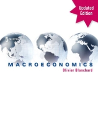 Macroeconomics Updated 5th edition 9780132159869 0132159864
