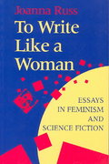 To Write Like a Woman 1st Edition 9780253209832 0253209838