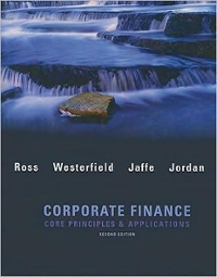 Corporate Finance 2nd edition 9780256079173 025607917X