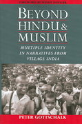 Beyond Hindu and Muslim 0 9780195189155 0195189159