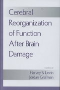 Cerebral Reorganization of Function after Brain Damage 1st edition 9780195120264 0195120264