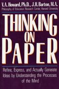 Thinking on Paper 1st edition 9780688077587 0688077587