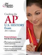 Cracking the AP U.S. History Exam, 2011 Edition 0 9780375429910 0375429913