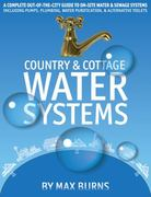 Country and Cottage Water Systems 0 9780969692270 0969692277