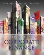 Introduction to Corporate Finance 2nd edition 9780470161104 0470161108