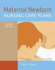 Maternal Newborn Nursing Care Plans 2nd Edition 9780763777425 0763777420