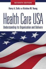 Health Care USA 7th edition 9780763784584 0763784583