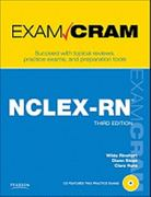 NCLEX-RN Exam Cram 3rd edition 9780789744821 0789744821